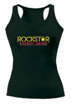 Ladies RS Tank Logo org