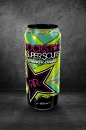 ROCKSTAR SuperSours Green Apple 500ml DE