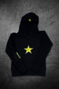 Ladies RS Hooded Star Yellow