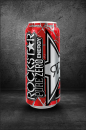 ROCKSTAR Pure Zero Red Ice